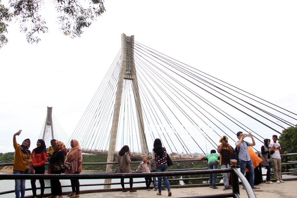 Ini Fakta Fakta Jembatan 1 Barelang Batampos Co Id