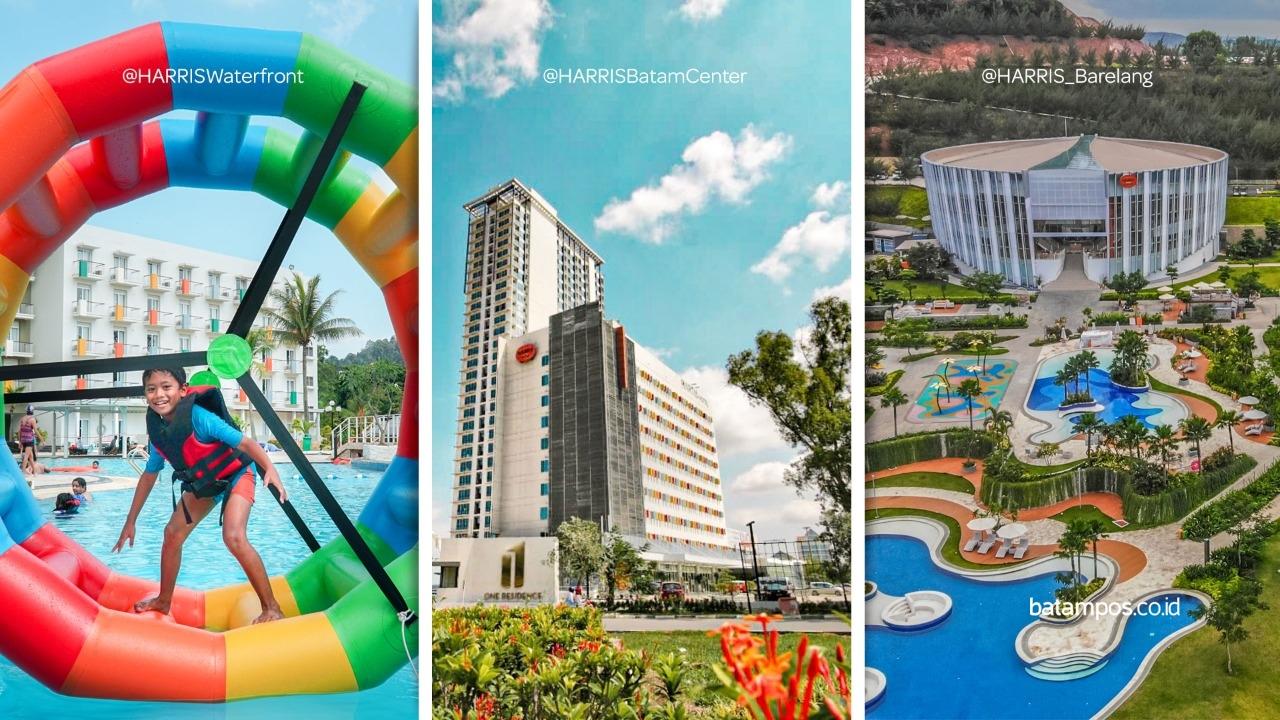 Buruan Kesempatan Terakhir Mendapatkan Harga Promosi Rp 400 Ribu Di Harris Hotel Batam Center Dan Harris Resort Waterfront Batam Batampos Co Id